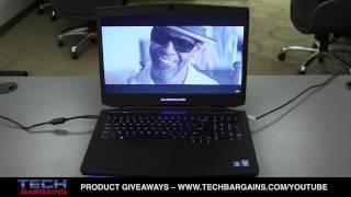 getlinkyoutube.com-Alienware 17 Gaming Laptop Video Review (HD)