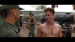 getlinkyoutube.com-Forrest Gump Fortunate Son Vietnam Intro [HD]