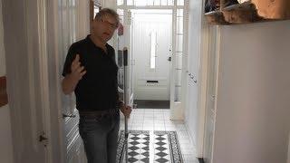 Natuursteen Tegels Schoonmaken : Instructie video: reinigen van vloer natuursteen tegels of