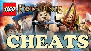 getlinkyoutube.com-LEGO Lord of the Rings - CHEATS