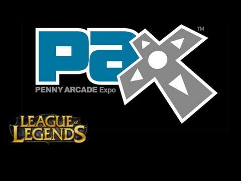 PAX NA Regionals Team Curse vs TSM.Evo Game 2