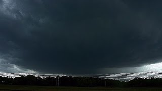 getlinkyoutube.com-EF3 Tornado Hits Norfolk Southern Train