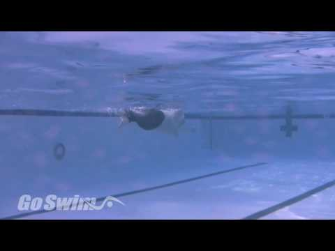 Swimming - Freestyle - Discovering Efficiency Step 1