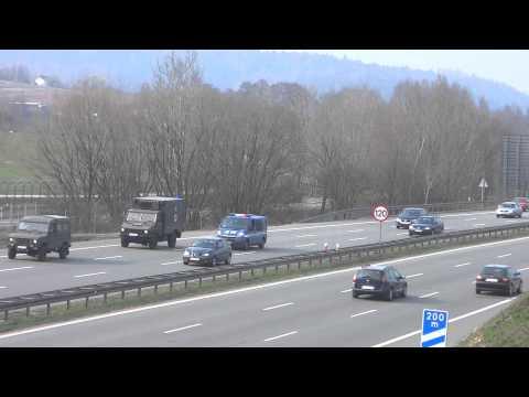 Alarmowo ŻW z autobusami autostradą do Kraków Airport