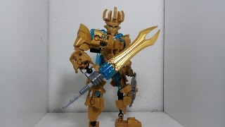 getlinkyoutube.com-Bionicle moc: Toa Ekimu (slide show)