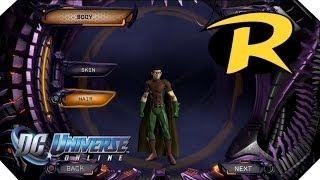 Robin - DC Universe Online - MarcusGarlick