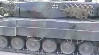 getlinkyoutube.com-Panzerschießen in Bergen/Hohne / Panzerbataillon 393 / März 2011