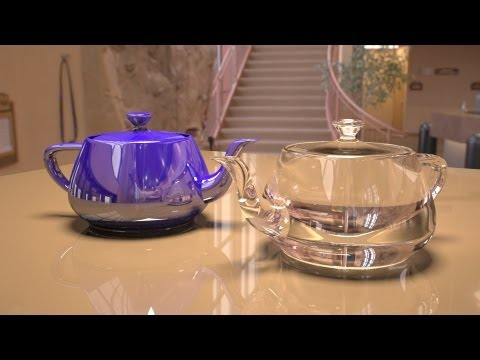3ds Max Tutorials - V-RAY for Beginner (With Bonus V-RAY HDRI Tutorial)