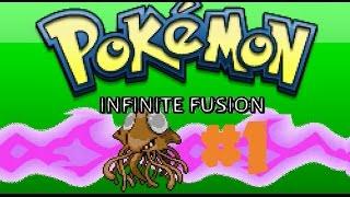 getlinkyoutube.com-Pokemon Infinite Fusion Episode 1: Let The Fusion Begin