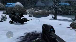 getlinkyoutube.com-Halo: Combat Evolved Anniversary Campaña (Misión 5) Asalto a la Sala de Control