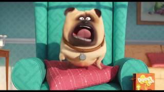 getlinkyoutube.com-The Secret Life of Pets: ALL Trailers - 2016 Animation