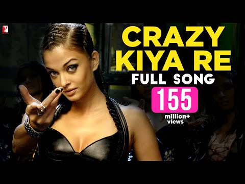 Crazy Kiya Re - Full song in HD - Dhoom:2