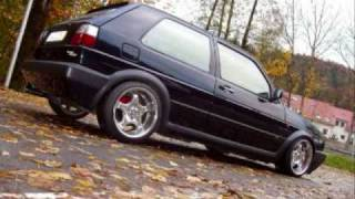 getlinkyoutube.com-black mk2 gti love affair eaton m62