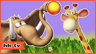 Gazoon | Cartoons for Children | Aerobics | Funny Cartoons by HooplaKidz TV