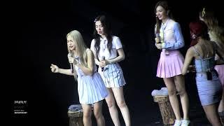 Red Velvet 1st concert Red Room - 아기상어 뚜루루뚜루~