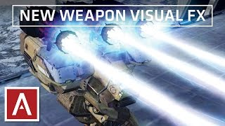 getlinkyoutube.com-War Robots Test Server [2.7.0] - NEW Weapon Visual Effects