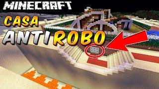 getlinkyoutube.com-Minecraft: La casa más segura de todo Minecraft - Rabahrex