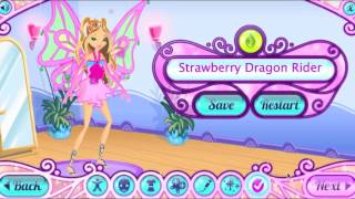getlinkyoutube.com-Winx Club dress me up | Bloom, Stella, Flora, Tekna, Aisha-Enchantix