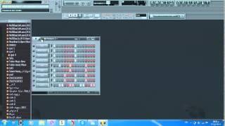 getlinkyoutube.com-كيفية عمل اغنية على برنامج FL Studio 11
