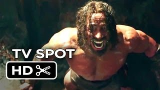 Hercules Official TV Spot - Who Are You? (2014) - Dwayne Johnson, Ian McShane Movie HD