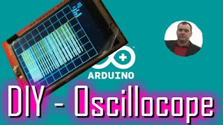 getlinkyoutube.com-Arduino - DIY Oscilloscope with TFT screen