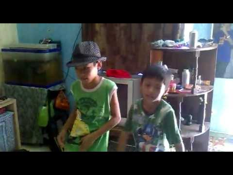 James and Jerald Performing BillLie jean . . .