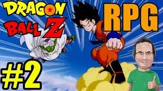 Jogatina de Dragon Ball Z RPG - Parte 2 - Eliminando os malditos Saiyajins
