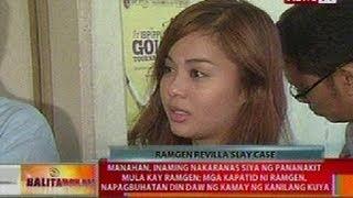 BT: Janelle Manahan, inaming nakaranas ng pananakit kay Ramgen Revilla