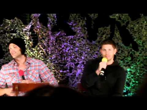 J2 Panel Burbank Convention Part 1