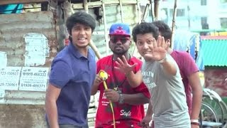getlinkyoutube.com-Prem Bhalobasha Ittadi Eid Funny Natok By Tawsif Mahbub X Nadia X Black Smoke