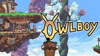 Baer Plays Owlboy (Ep. 1) - Otus