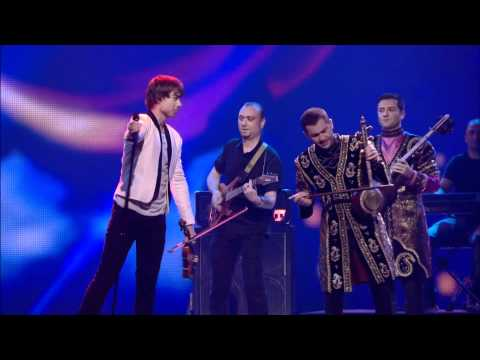 [FullHD] Eurovision 2012 - INTERVAL ACT 2nd Semi Final