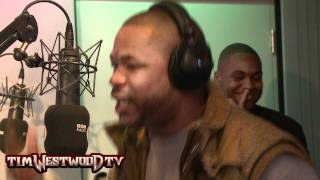 Xzibit & Young De freestyle @ Tim Westwood