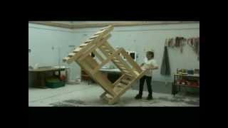 getlinkyoutube.com-أصنع بنفسك سرير أطفال بدورين