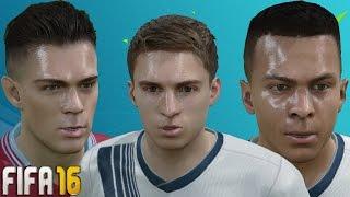 getlinkyoutube.com-FIFA 16 Player Faces Update Ft. Dele Alli, Ødegaard, Witsel and more!