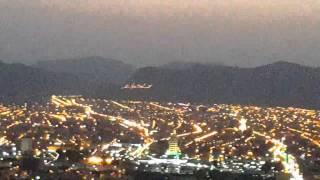 getlinkyoutube.com-منطقة حائل الرائعه .من فوق جبل السمرا .منتزة السمرا