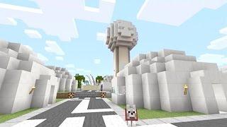 getlinkyoutube.com-【Minecraft】完成!やっとできたぞ白い街【XBLA】