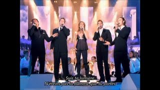 getlinkyoutube.com-IL DIVO - I Believe In You, duet with Celine Dion~Live at The Greek Theatre (with Lyrics)