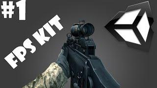 getlinkyoutube.com-#1 Free Weapon Package - Unity 3d
