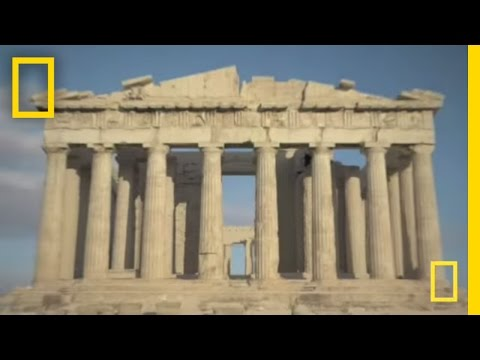 Parthenon Battle