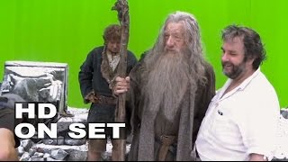 getlinkyoutube.com-The Hobbit: The Battle of the Five Armies: Behind the Scenes Full Movie Broll
