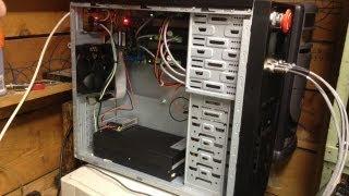 getlinkyoutube.com-CNC G0704 Part 2 - Assembling the Control Box