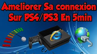 getlinkyoutube.com-Améliorer Sa Connexion Internet Sur PS4/PS3 En 5 minutes