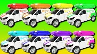 getlinkyoutube.com-Tobot Cargo  Carnical AutoMobile ColorChange Transformers 또봇 18기 또봇탐험대 어드벤처 카고 택배차 칼라합성
