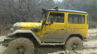 getlinkyoutube.com-EXTREME OFFROAD @BELGRAD  **land rover-jeep-nissan-toyota**HD