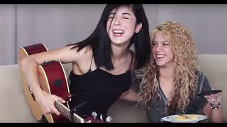 Shakira - Hips Dont Lie | Cover by Daniela Andrade