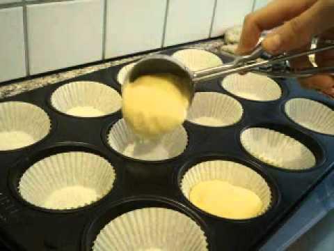 Cupcakes de Yoghourt y Limón... con tutorial del Buttercream de Merengue Suizo