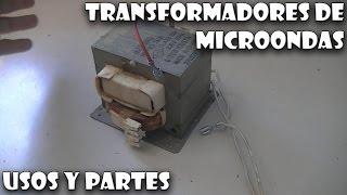 TRANSFORMADOR DE MICROONDAS-APLICACIONES Y PARTES (VOTACIÓN CERRADA)