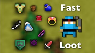 RotMG - How To Get Loot Faster