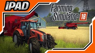 getlinkyoutube.com-Farming Simulator 16 - Jogando no Ipad
